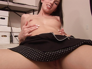 Sophie jerk off instruction