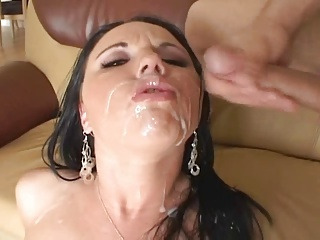 The Best Random Facial Cumshot Compilation (Part 3 of 3)