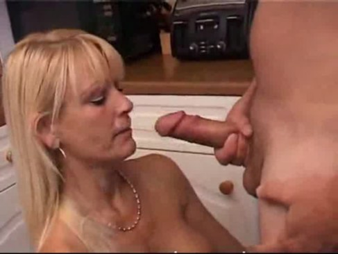 Milf fucked for debt
