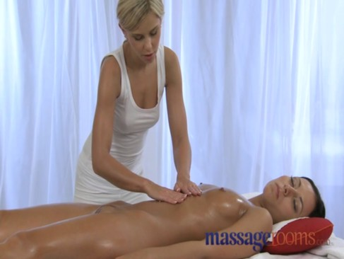 Massage Rooms Young girl has session with ...