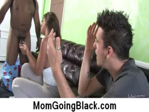 Watching My Mom Go Black Interracial hard ...