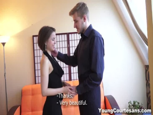 Young Courtesans - Teen courtesan knows h ...