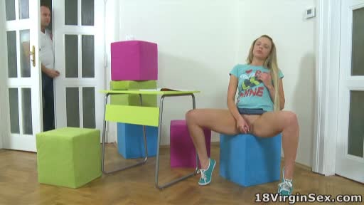 Long-blonde-hair-and-a-sweet,-tight,-little-pussy-is-all-you-nee