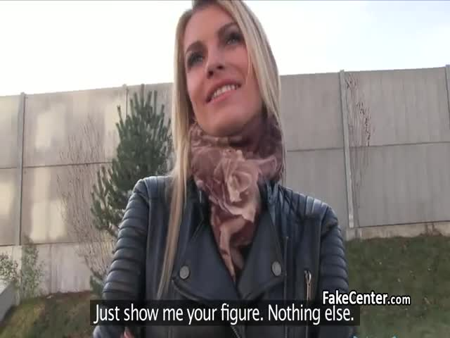 Hot-blonde-fucked-agent-in-public