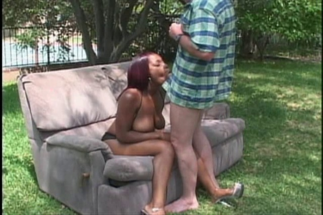 Hot-ebony-bitch-with-a-great-ass-gets-her-shaved-pussy-filled-wi