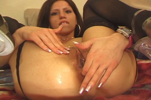 Young-brunette-masturbates-using-dildo-then-stud-fucks-her-&amp-