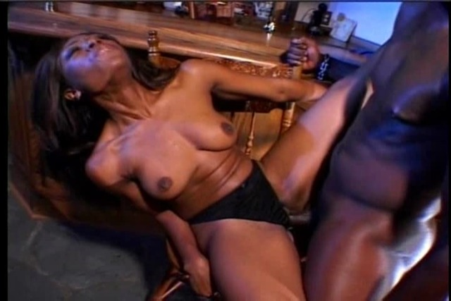 Sexy-black-couple-getting-dirty-at-the-bar