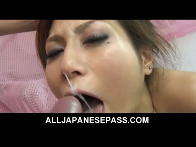 Hot-Japanese-MILF-gets-her-mouth-stuffed