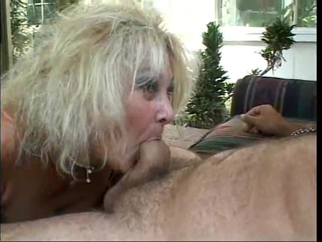 Granny-sucking-and-slurping-on-hard-cock