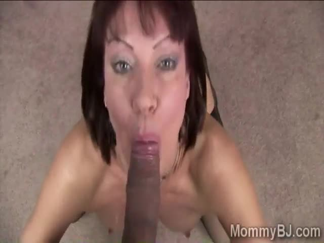 Filthy-mom-gives-a-nasty-blowjob-in-this-POV-scene