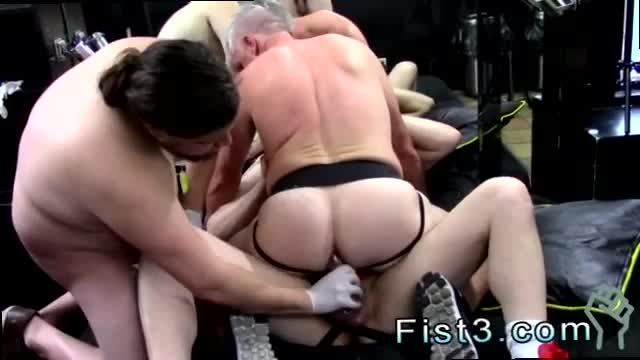 Gay-man-sex-with-gay-trucker-porn-Fists-and-More-Fists-for-Dick-