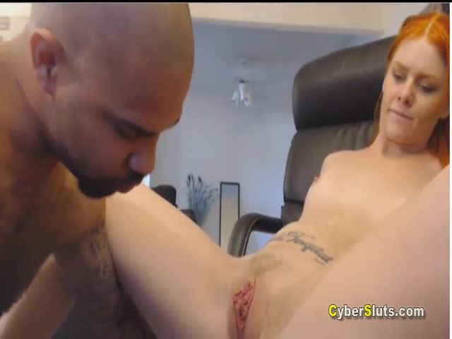Redhead-Pussy-And-Ass-Destroyed-By-Gangster