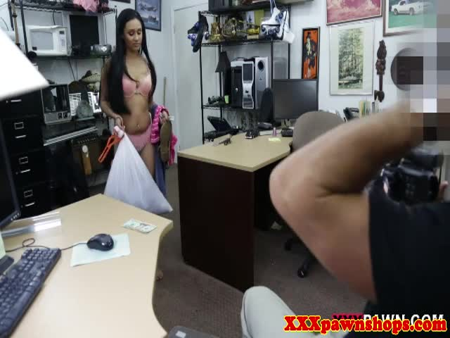 Real-pawnshop-amateur-teen-showing-ass-and-tits