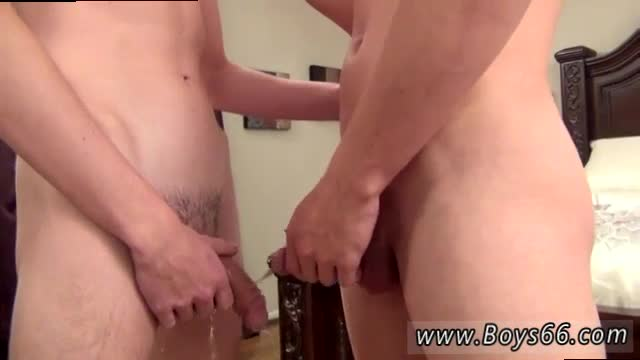 Daddy-gay-twink-piss-training-first-time-Patrick-munches-Conner-