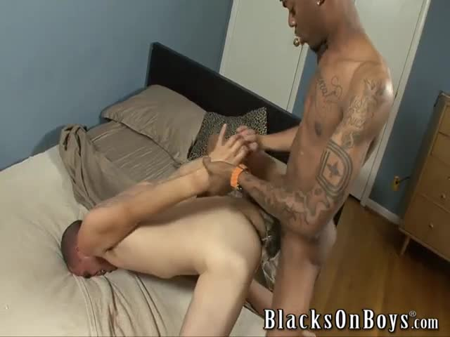 Pee-Wee-Goes-To-Town-On-A-Black-Cock