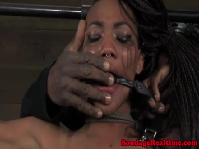 Ebony-sub-gets-extreme-nipple-punishment