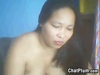 Chubby-Filipina-Shows-Off-Her-Tits-And-Pussy