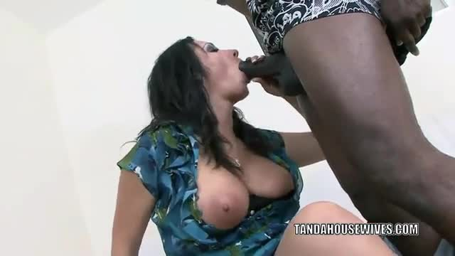 Busty housewife Vannah Sterling cheats with her neighbor