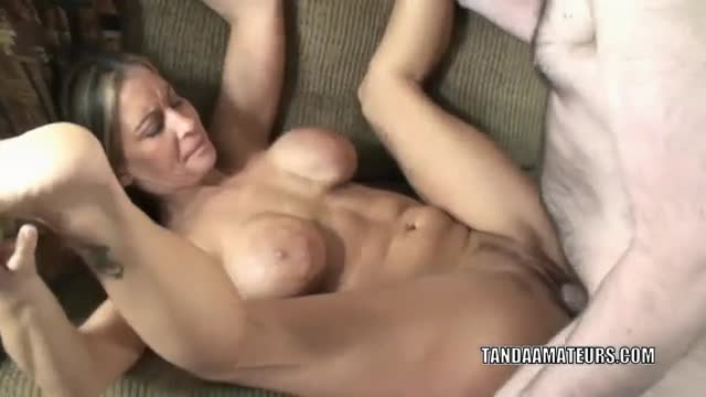 Mature-swinger-Leeanna-Heart-gets-her-loose-pussy-pounded