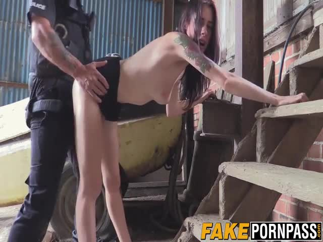 Skinny-amateur-girl-Anna-fucked-in-the-ass-in-the-barn-yard
