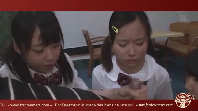 Three-japanese-student-have-sex-with-a-lucky-guy-ForDreamers.c