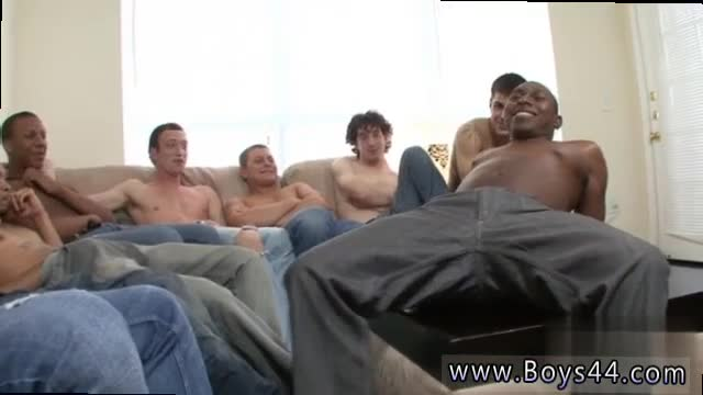 Guys-measuring-there-cocks-gay-first-time-Sean-Summers-Bukkake-S