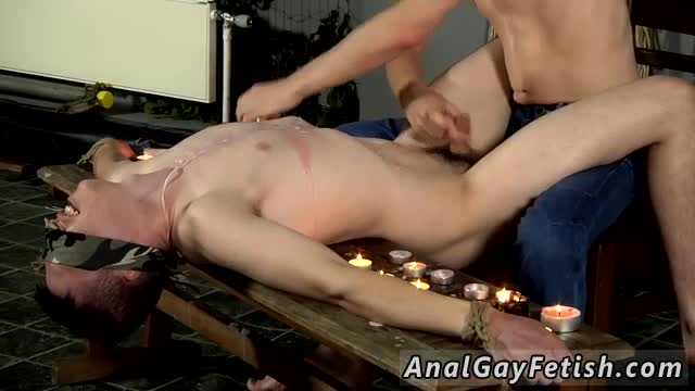 Sexy-gay-bondage-porn-movies-Wanked-And-Waxed-To-The-Limit
