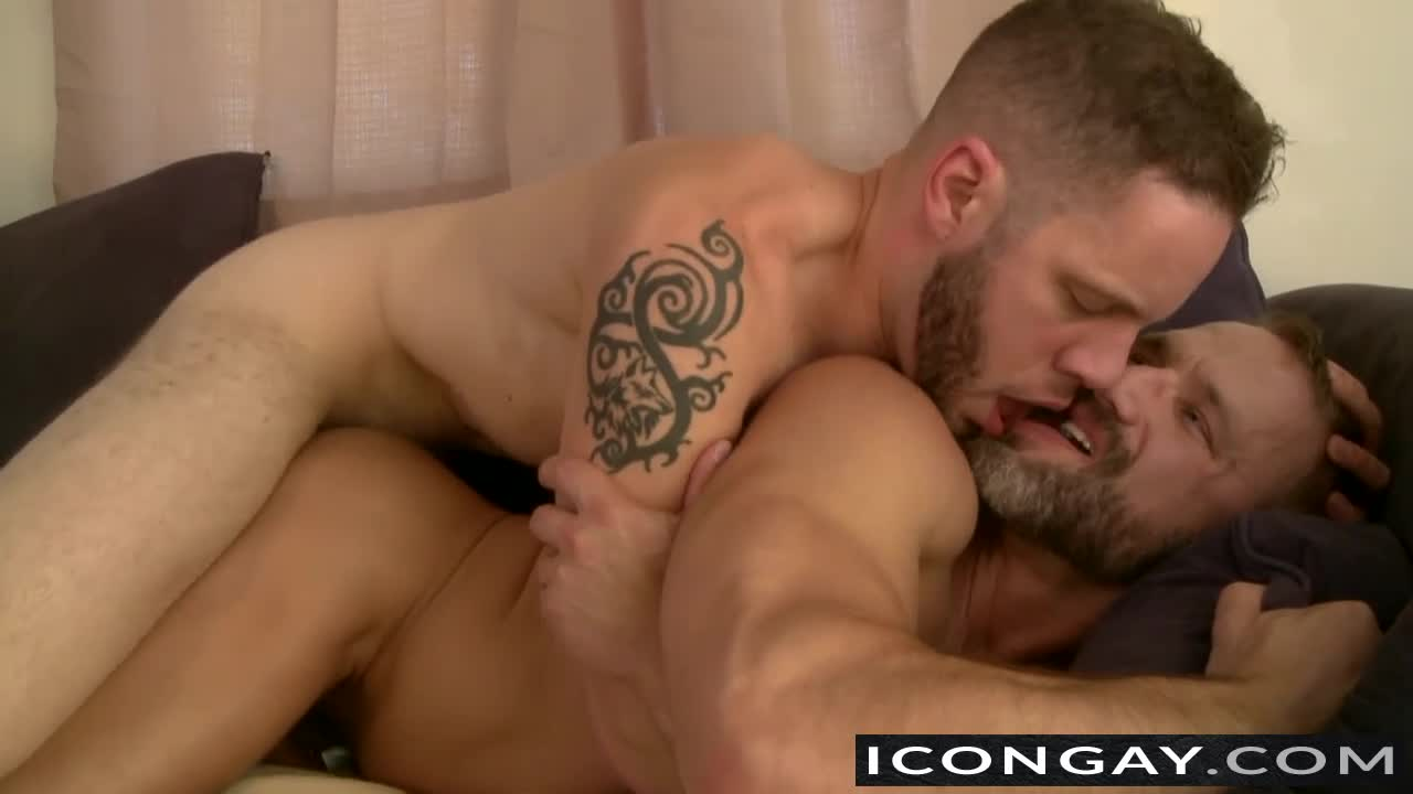 Lonely-Dirk-urges-muscled-Dirk-for-a-blowjob-and-anal-fuck