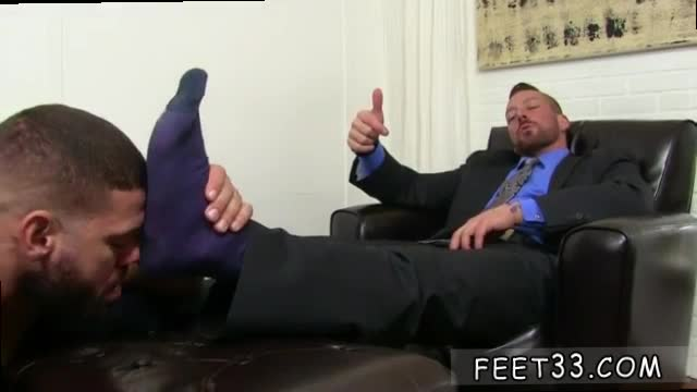Glee-boys-feet-movies-gay-Hugh-Hunter-Worshiped-Until-He-Cums