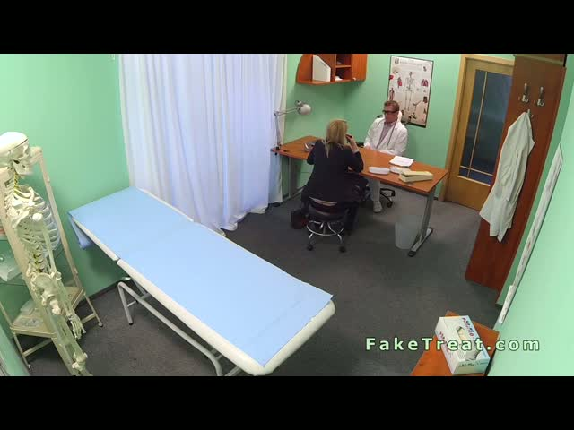 Blonde-saleswoman-fucked-in-fake-hospital