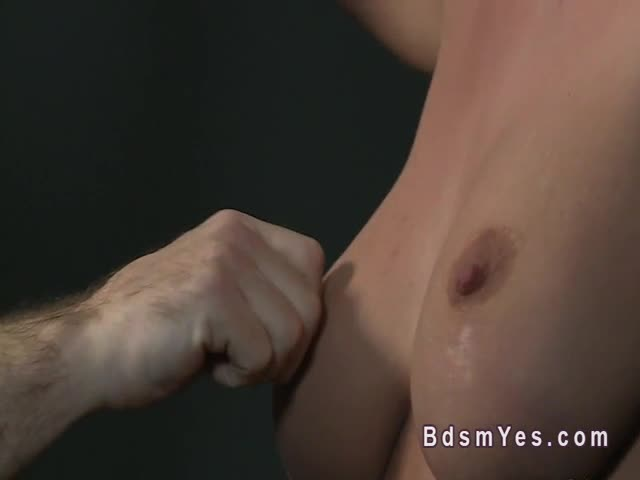 Busty-blonde-sub-vibed-in-bdsm