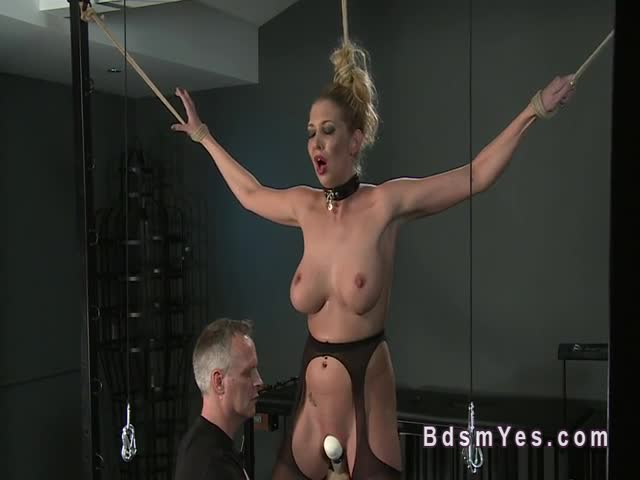 Busty-sub-tied-up-and-vibed
