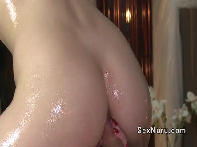 Oiled-hardcore-nuru-massage