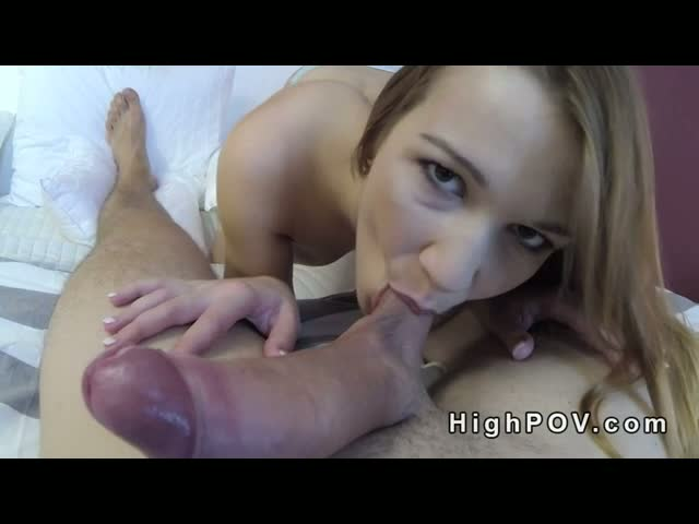 Amateur-babe-sucking-and-fucking-monster-cock-pov