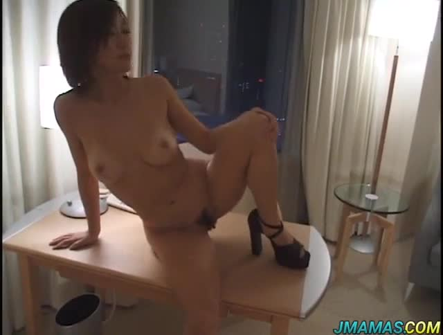 Asian-milf-gets-her-wet-pussy-licked
