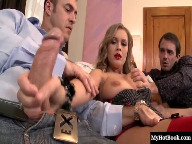 Colette-is-a-slutty-bitch-that-loves-servicing-two-guys-at-once.