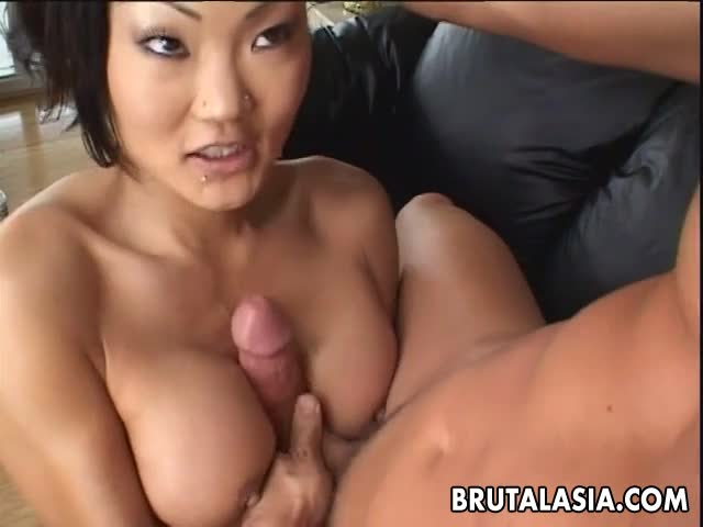 Asian-brunette-whore-sucks-and-gets-ass-fucked-real-rough