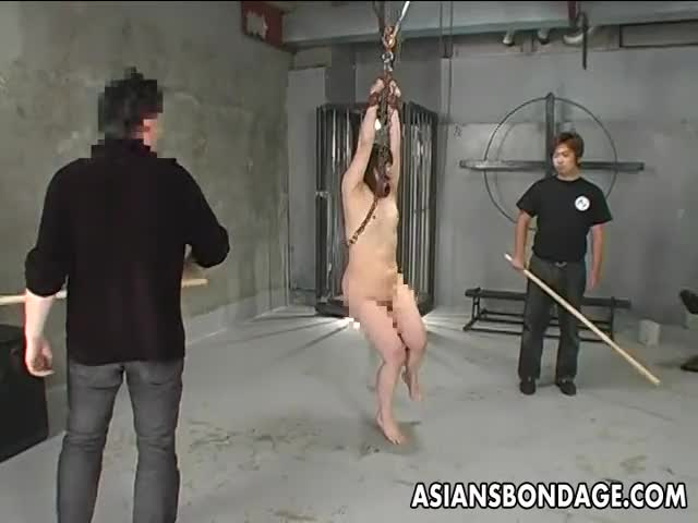 Asian-slut-getting-ass-spanked-and-she-screams