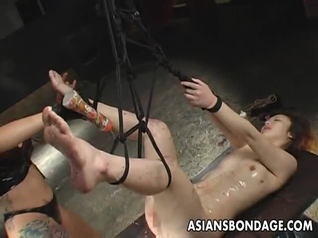 Very-nasty-bdsm-session-for-the-ugly-slut-
