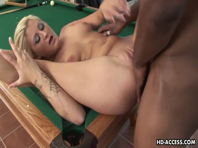 Blonde-hottie-is-fucked-on-the-pool-table-with-a-bbc