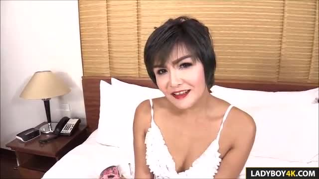 Thai Mature Ladyboy Gets Fucked In Ass