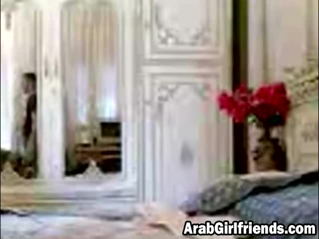 Pretty-Arab-Girlfriend-Climbs-On-Top-And-Starts-Having-Sex