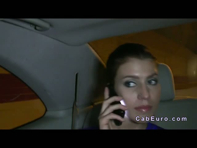 Cheated-Czech-wife-banged-in-fake-taxi