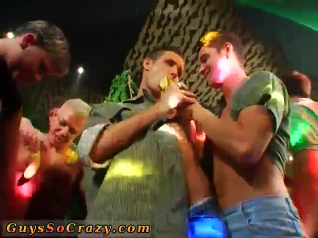 Two-manly-gay-guys-french-kissing-porn-Dozens-of-men-go-bananas-