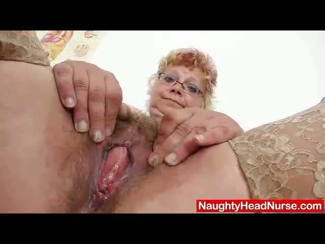 Woolly-grandma-unshaved-twat-closeups