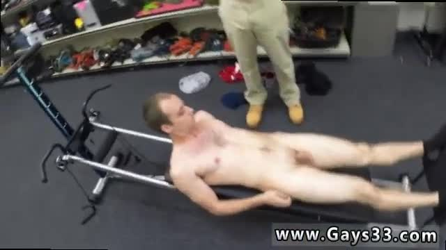 Straight-eat-own-cum-gay-full-length-Fitness-trainer-gets-anal-b