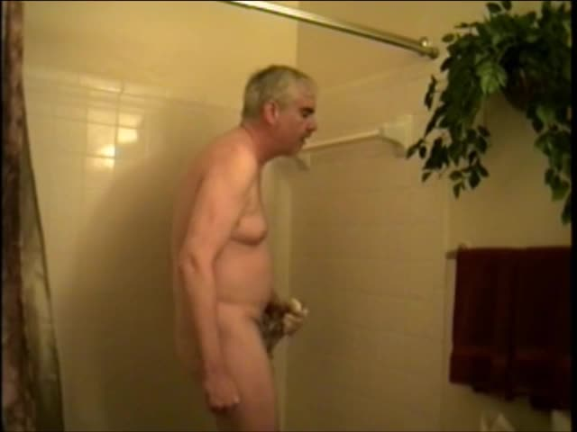 SHOWER-WANKING