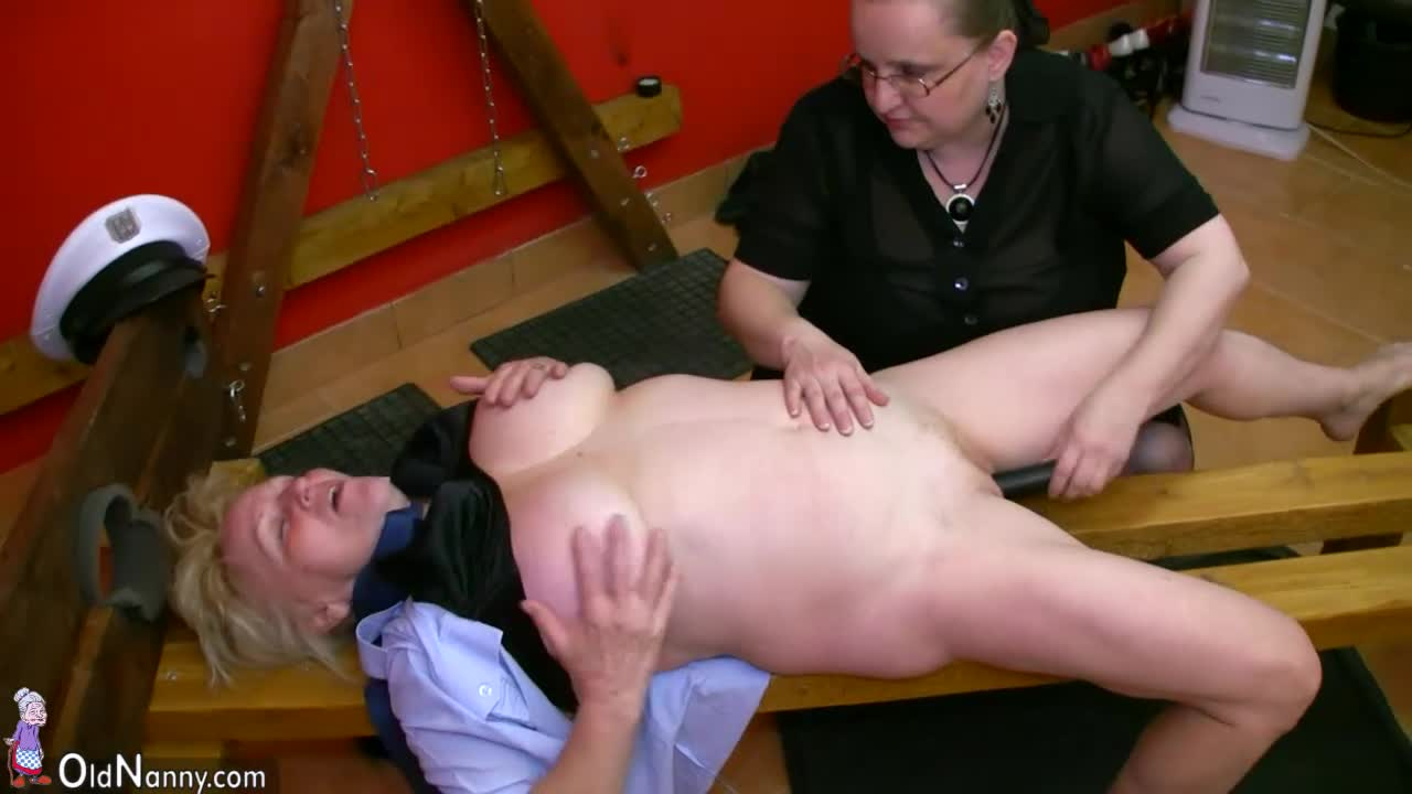 OldNanny-BDSM-granny-and-mature