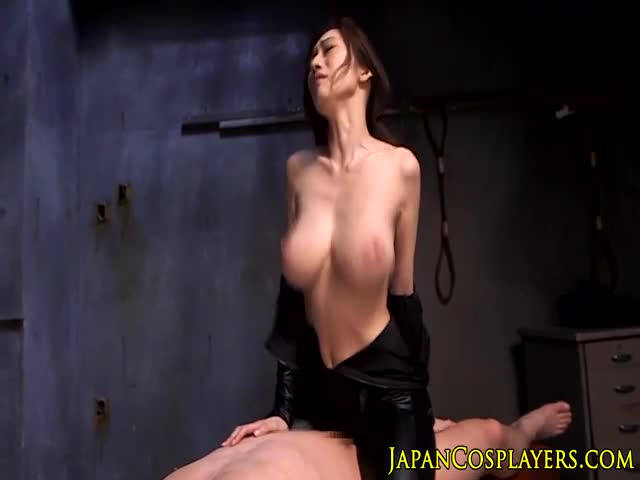 Japanese-fetish-babe-gets-cumshot-over-bigtits