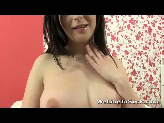 Teen-gives-blowjob-and-titty-fuck-with-her-big-tits